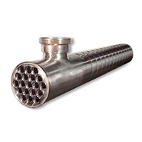 Mixflo Multitube Heat Exchanger